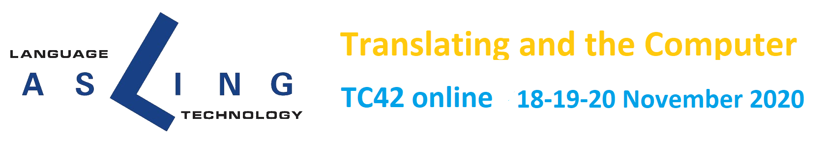 Translating and the Computer 42